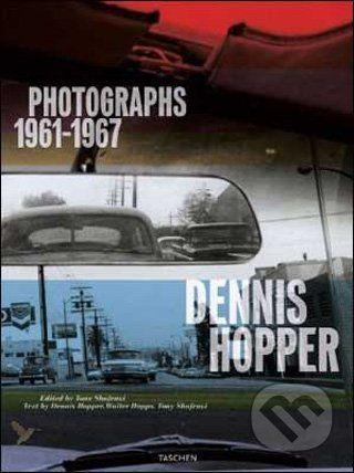 Taschen Dennis Hopper: Photographs 1961-1967 - cena od 32625 Kč
