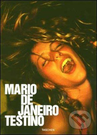 Taschen MaRIO DE JANEIRO Testino - Gisele Bündchen, Caetano Veloso , Regina Casé cena od 611 Kč