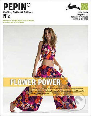 Pepin Press Flower Power - cena od 254 Kč