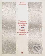 VEDA Traktát o znameniach a erboch - Bartolus de Saxoferrato cena od 370 Kč