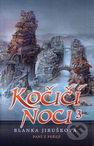 Straky na vrbě Kočičí noci 3 - Blanka Jiroušková cena od 138 Kč