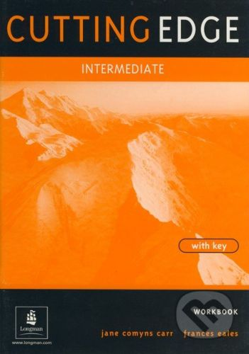 Longman Cutting Edge - Intermediate - Workbook - Jane Comyns Carr, Frances Eales cena od 405 Kč