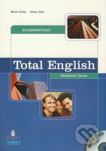 Longman Total English - Elementary - Student´s Book - Mark Foley, Diane Hall cena od 495 Kč