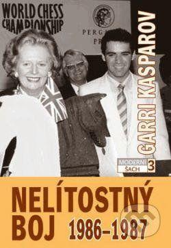 ŠACHinfo Nelítostný boj 1986 - 1987 - Garri Kasparov cena od 515 Kč