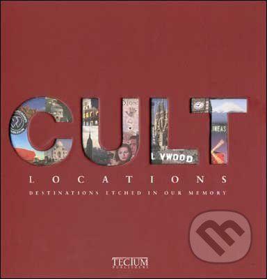 Tectum Cult Locations - Joachim Martin, Alt Dirk cena od 969 Kč