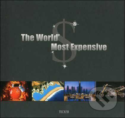 Tectum The World's Most Expensive - Philippe de Baeck cena od 999 Kč