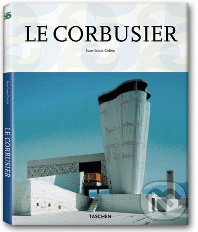 Jean-Louis Cohen: Le Corbusier cena od 284 Kč