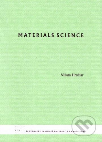 STU Materials science - Viliam Hrnčiar cena od 134 Kč