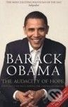 Canongate Books The Audacity of Hope - Barack Obama cena od 358 Kč
