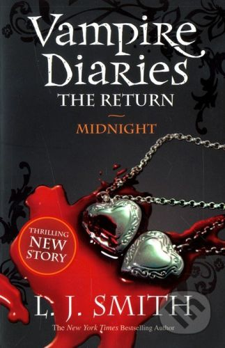 HarperCollins Publishers The Vampire Diaries - The Return (Midnight) - L.J. Smith cena od 209 Kč