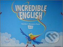 Oxford University Press Incredible English 1 & 2 - cena od 1128 Kč