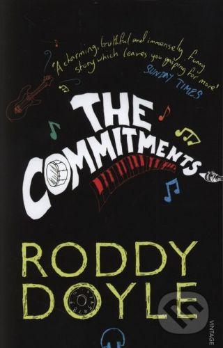 Vintage The Commitments - Roddy Doyle cena od 241 Kč