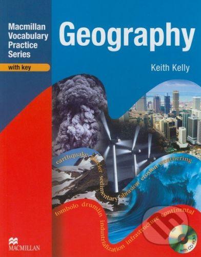 Macmillan Vocabulary Practice Series: Geography - Keith Kelly cena od 672 Kč