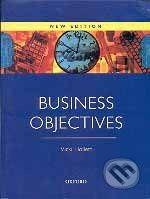 Oxford University Press Business Objectives - Workbook - V. Hollett, M. Duckworth cena od 78 Kč