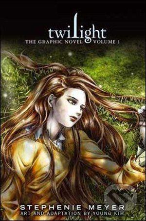 Atom Twilight: The Graphic Novel - Stephenie Meyer cena od 482 Kč