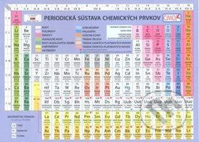 TAOSI - Ing. Andrej Šimko Periodická sústava chemických prvkov - cena od 9 Kč
