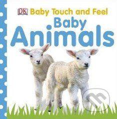 Dorling Kindersley Baby Animals - cena od 179 Kč