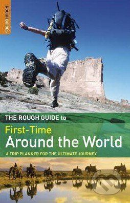 vydavateľ neuvedený The Rough Guide First-Time Around The World - cena od 388 Kč