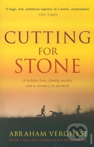 Vintage Cutting for Stone - Abraham Verghese cena od 197 Kč