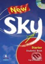 Pearson, Longman New Sky Starter - Brian Abbs, Ingrid Freebairn cena od 271 Kč