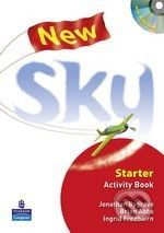 Pearson, Longman New Sky Starter - Jonathan Bygrave, Ingrid Freebairn cena od 179 Kč
