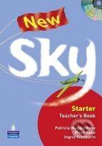 Pearson, Longman New Sky Starter - Patricia Mugglestone, Brian Abbs cena od 709 Kč