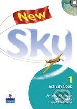 Pearson, Longman New Sky 1 - Jonathan Bygrave, Brian Abbs cena od 179 Kč