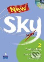 Pearson, Longman New Sky 2 - Patricia Mugglestone, Brian Abbs cena od 709 Kč