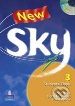 Pearson, Longman New Sky 3 - Brian Abbs, Ingrid Freebairn cena od 346 Kč