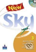 Pearson, Longman New Sky 3 - Ingrid Freebairn, Hillary Rees-Parnell cena od 179 Kč