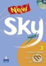 Pearson, Longman New Sky 3 - Patricia Mugglestone, Brian Abbs cena od 709 Kč