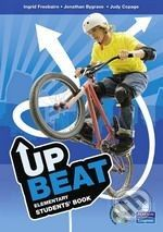 Pearson, Longman Upbeat - Elementary - Ingrid Freebairn a kolektív cena od 830 Kč