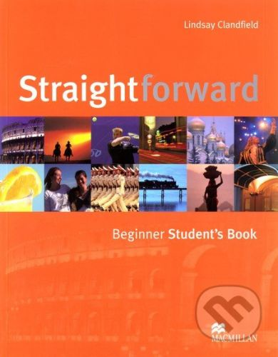 MacMillan Straightforward - Beginner - Student's Book - cena od 320 Kč