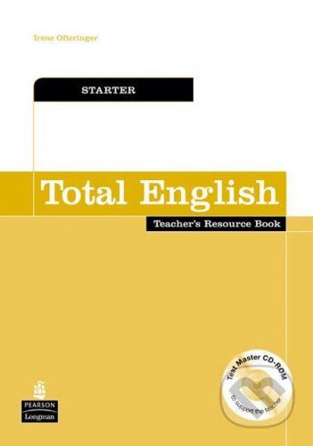 Pearson, Longman Total English - Starter - Irene Ofteringer cena od 913 Kč