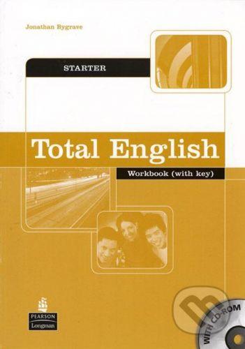 Pearson, Longman Total English - Starter - Jonathan Bygrave cena od 270 Kč