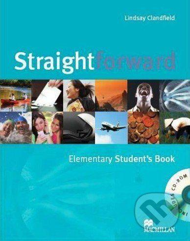 MacMillan Straightforward - Elementary - Student's Book + CD-ROM - cena od 456 Kč