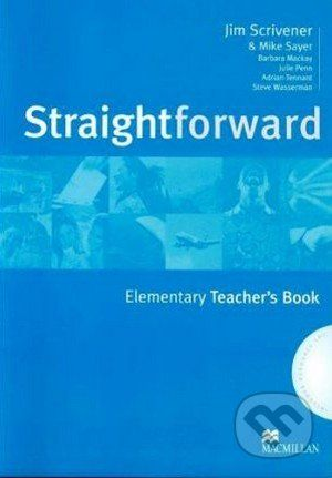 MacMillan Straightforward - Elementary - Teacher's Book - Jim Scrivener cena od 664 Kč