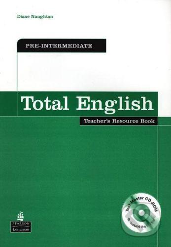 Pearson, Longman Total English - Pre-intermediate - Diane Naughton, Kevin McNicholas cena od 932 Kč