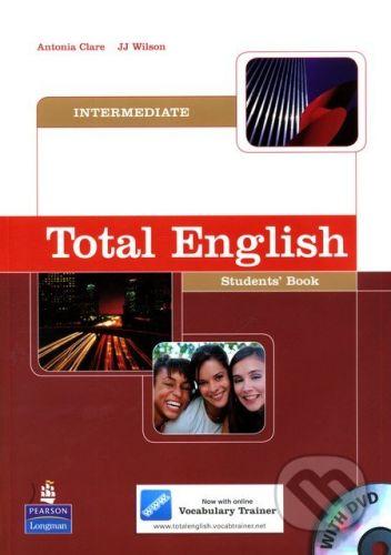 Pearson, Longman Total English - Intermediate - A. Clare, J.J. Wilson cena od 495 Kč