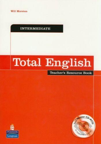 Pearson, Longman Total English - Intermediate - Will Moreton cena od 1039 Kč
