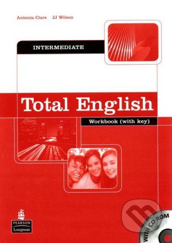 Pearson, Longman Total English - Intermediate - A. Clare, J.J. Wilson cena od 270 Kč