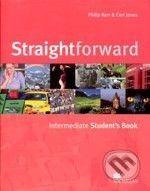 MacMillan Straightforward - Intermediate - Student's Book - cena od 372 Kč