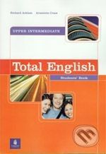 Pearson, Longman Total English - Upper Intermediate - R. Acklam, A. Crace cena od 1085 Kč