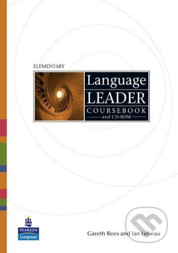 Pearson, Longman Language Leader - Elementary - Gareth Rees, Ian Lebeau cena od 480 Kč
