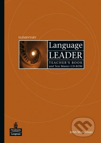 Pearson, Longman Language Leader - Elementary - John Waterman, Grant Kempton cena od 868 Kč
