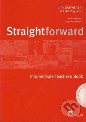 MacMillan Straightforward - Intermediate - Teacher's Book - Jim Scrivener, Celia Bingham cena od 796 Kč