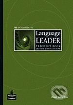 Pearson, Longman Language Leader - Pre-Intermediate - D. Cotton cena od 1065 Kč
