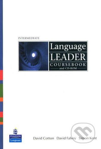 Pearson, Longman Language Leader - Intermediate - D. Cotton cena od 480 Kč