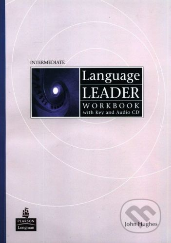 Pearson, Longman Language Leader - Intermediate - John Hughes cena od 292 Kč