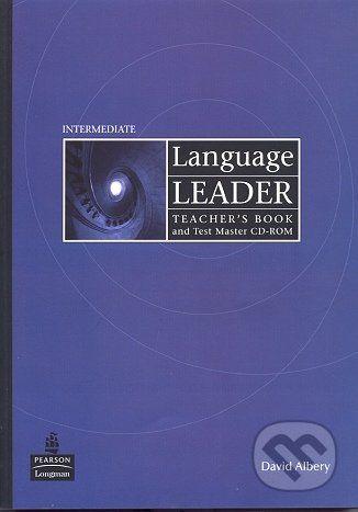 Pearson, Longman Language Leader - Intermediate - David Albery cena od 1050 Kč